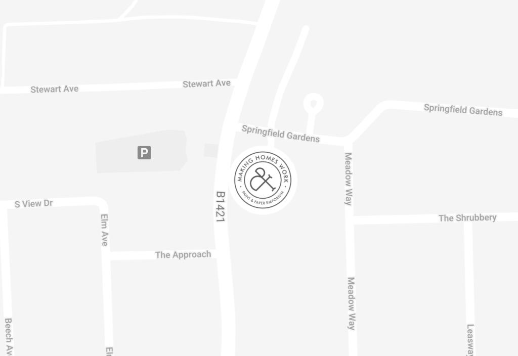 Paint and Paper Emporium location